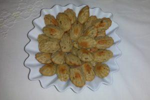Copia di 007 - Piccole madeleines salate alle quattro spezie