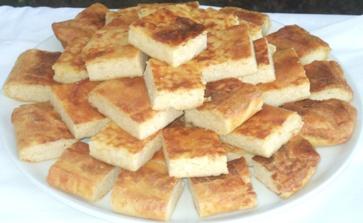 Torta di riso salata della Lunigiana