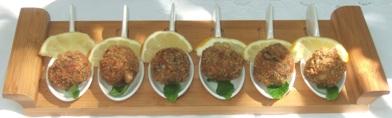 Crocchette di acciughe di Monterosso
