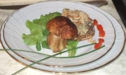 Fantasia di funghi porcini