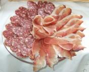 Salame Felino e Speck dell'Alto Adige