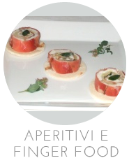 aperitivi e finger food