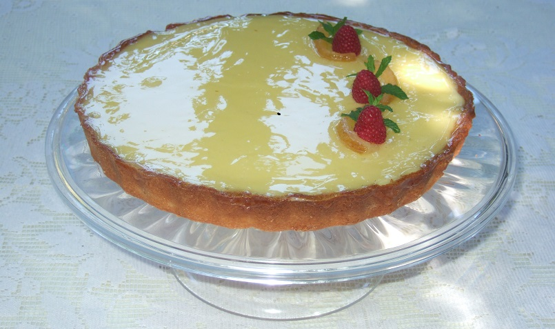 Crostata del sole